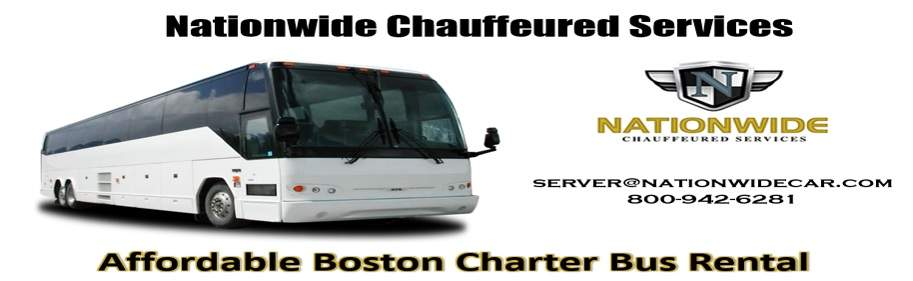 Boston Coach Bus Rental
