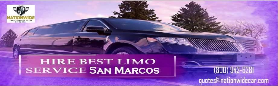 San Marcos Limo Service