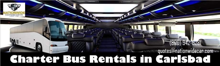 Carlsbad Motorcoach Rentals