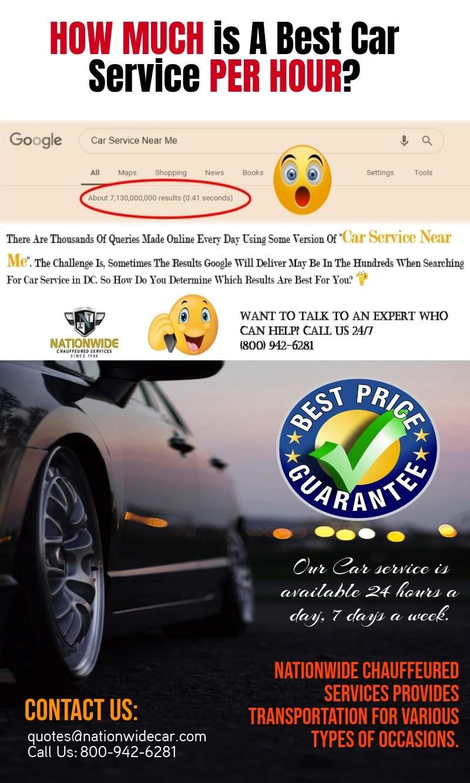 Best Car Service Per Hour