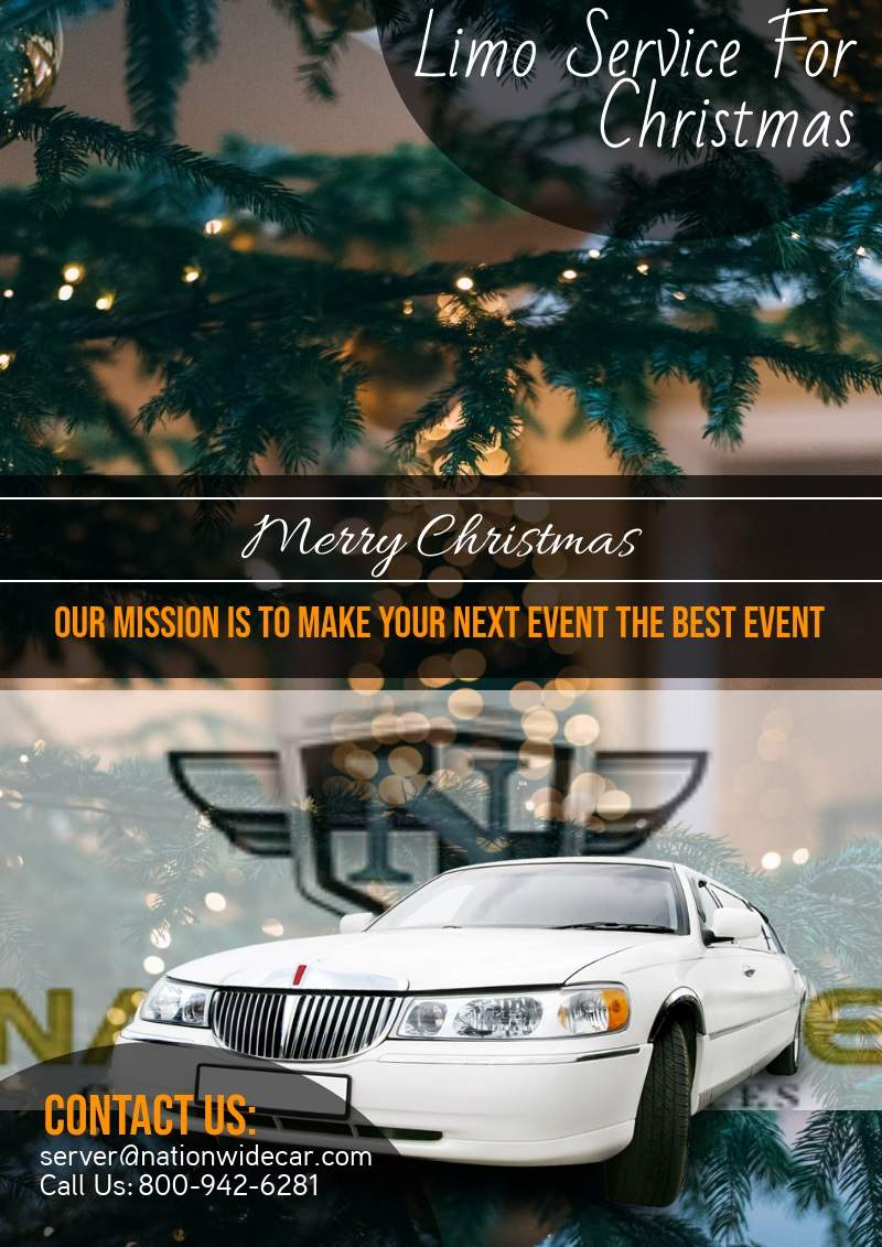 Best Limo Service For Christmas