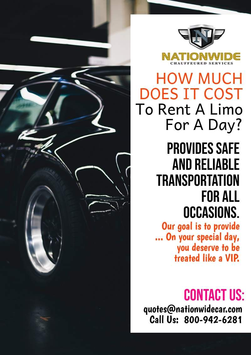 How Much Does It Cost To Rent A Limo