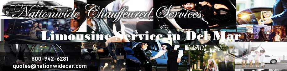 Limo Services in Del Mar