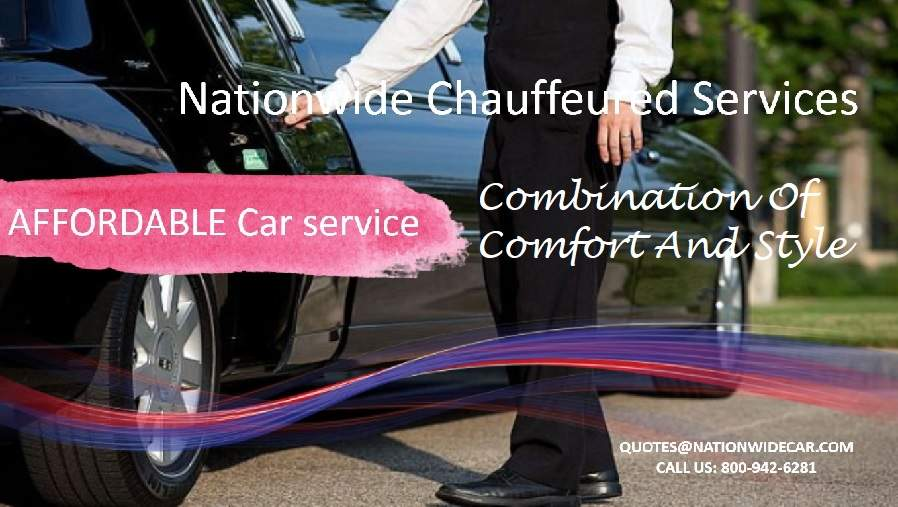 Limo Services Near You