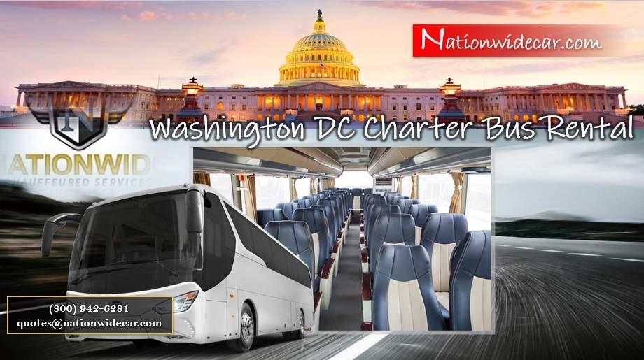 Washington DC Charter Bus Rentals