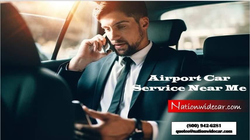 Airport Car Services Near Me