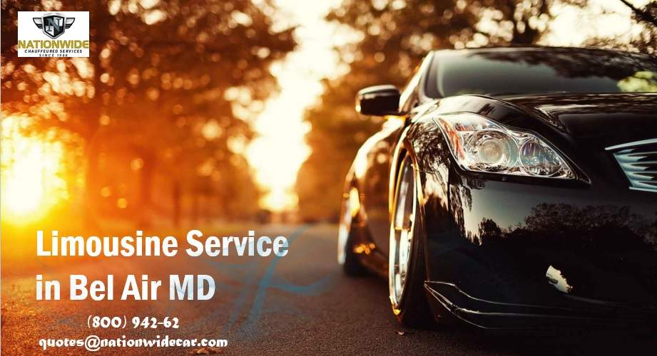 Limousine Service Bel Air MD