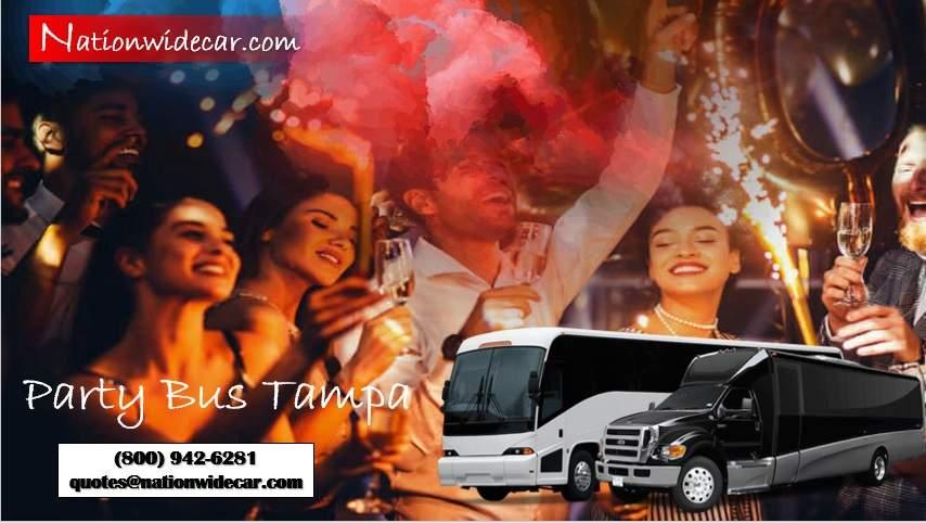 Party Bus Rental Tampa