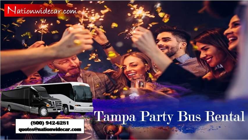 Tampa Party Bus Rentals