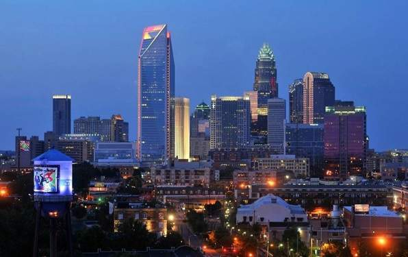 Charlotte Party Bus Rental