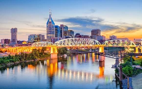 Nashville party bus Rentals