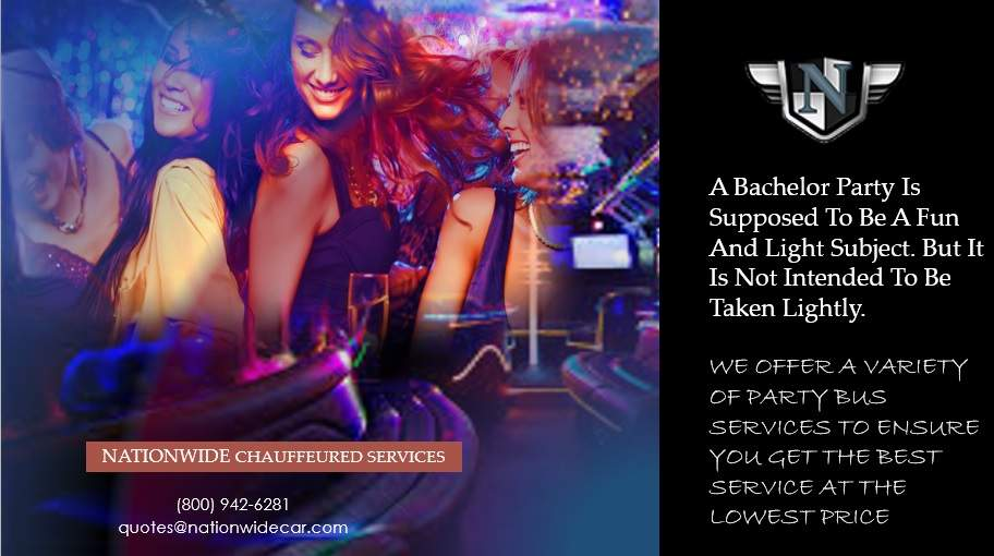 CHEAP PARTY BUS SERVICES for Nightclub