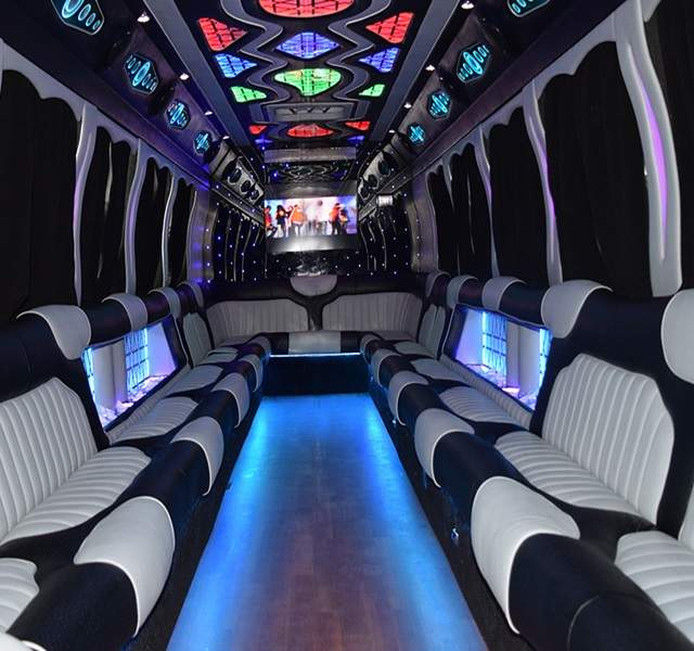 Cheapest Party Bus Rentals