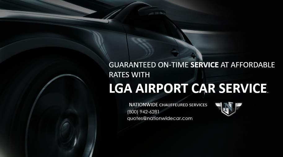 LGA Airport Car Services - wedding website