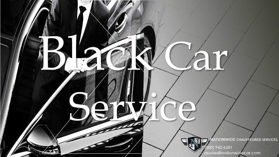 Black Car Service - Symbolic Representations