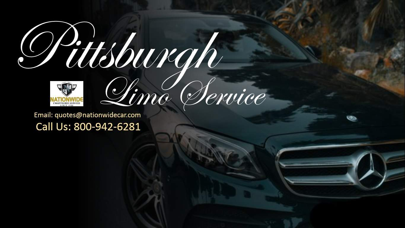 Pittsburgh Limo Rentals