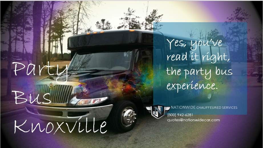Party Bus Rental Knoxville