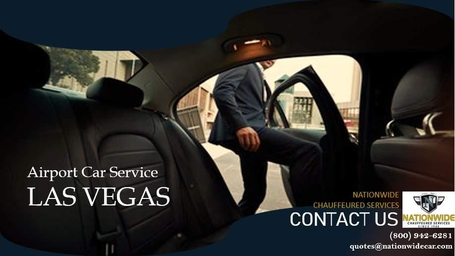 Airport Car Services Las Vegas