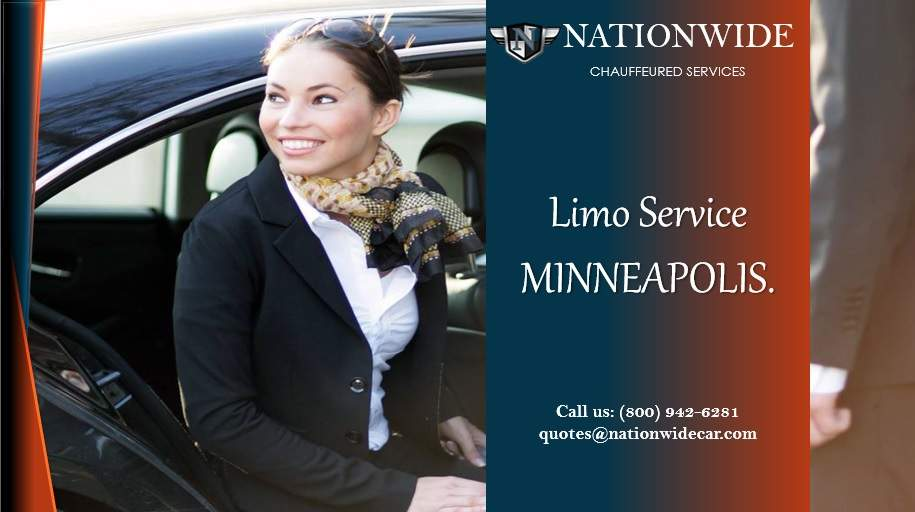 Limo Service in MINNEAPOLIS