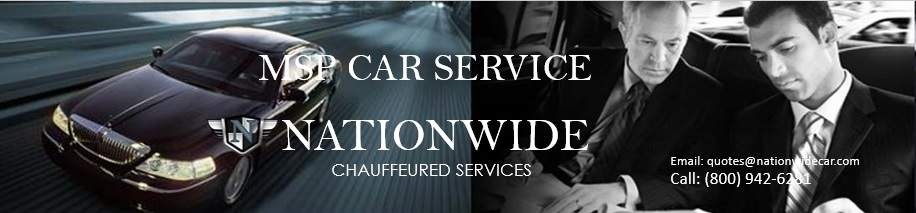 Car Service to MSP Airport