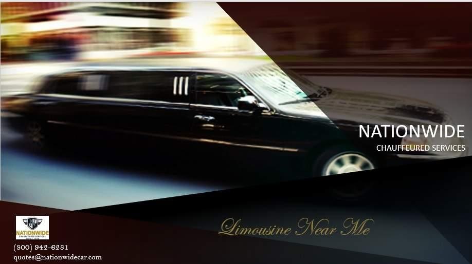 Limousines Near Me
