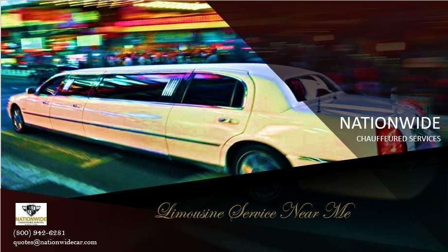 Limousine Services Near Me