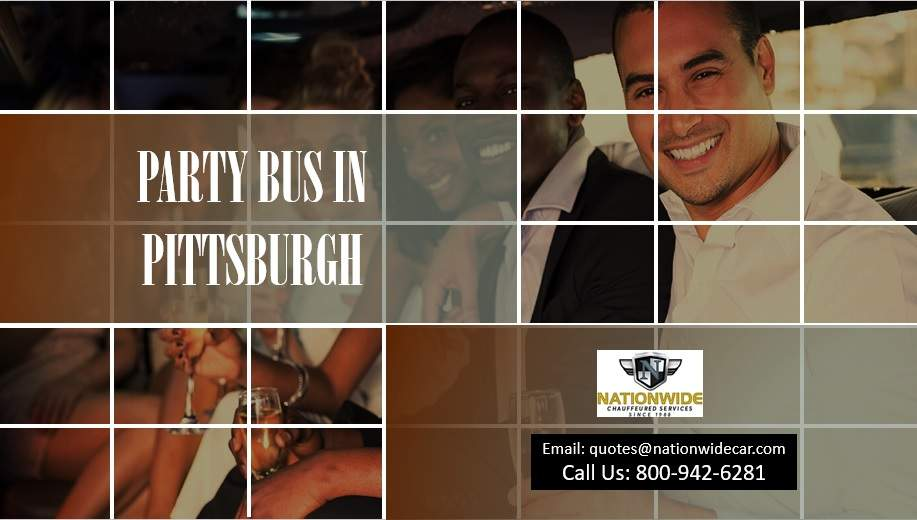 PARTY BUSES PITTSBURGH