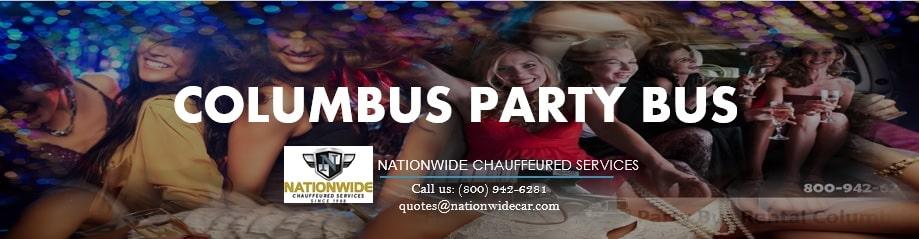 Columbus Party Bus Rental