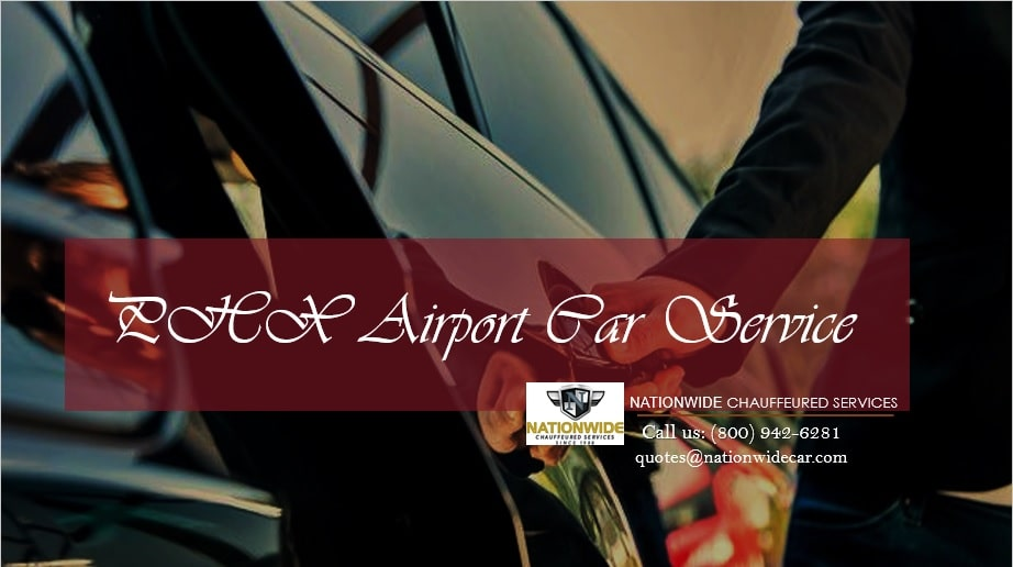 PHX Airport Car Services