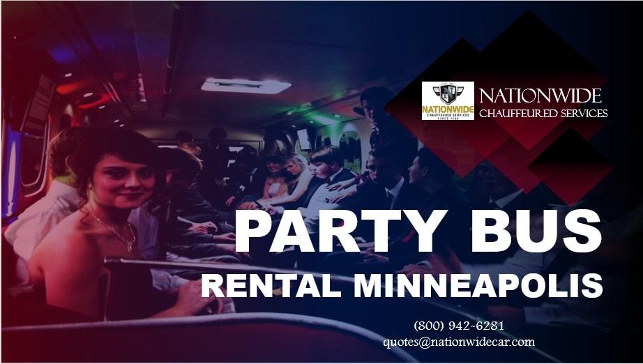 Party Bus Minneapolis