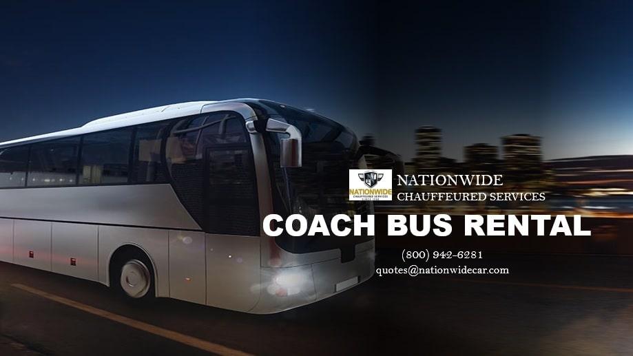 Coach Bus Rentals