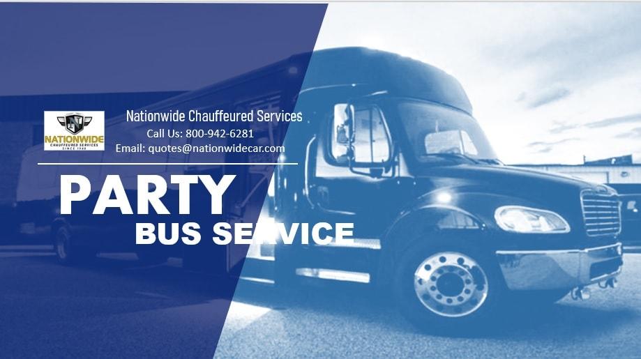 Party Bus Services