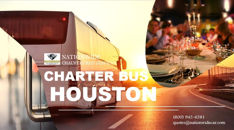 Entertain Your Wedding Guests byHouston Charter Buses