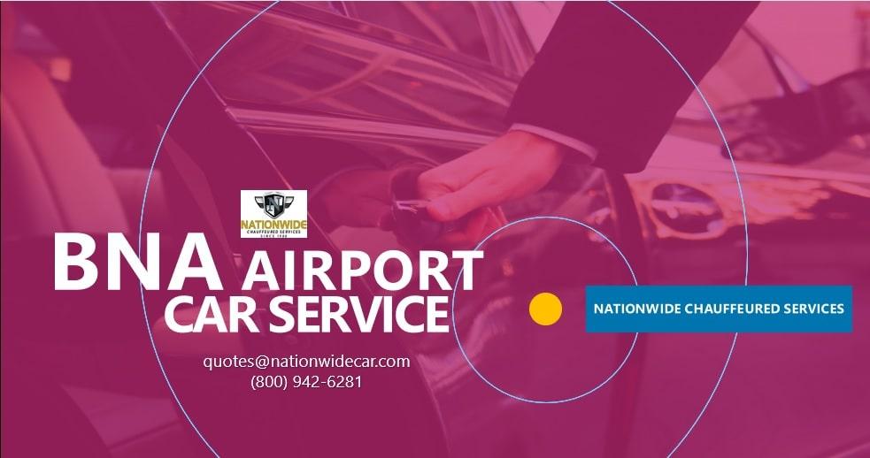 BNA Airport Car Service-Efficient Honeymoon Transport