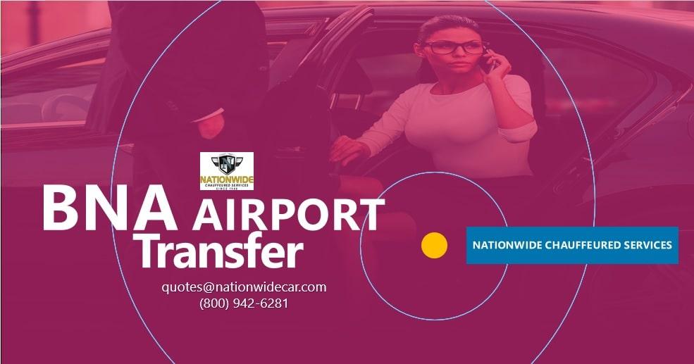 BNA Private Airport - Efficient Honeymoon Transport