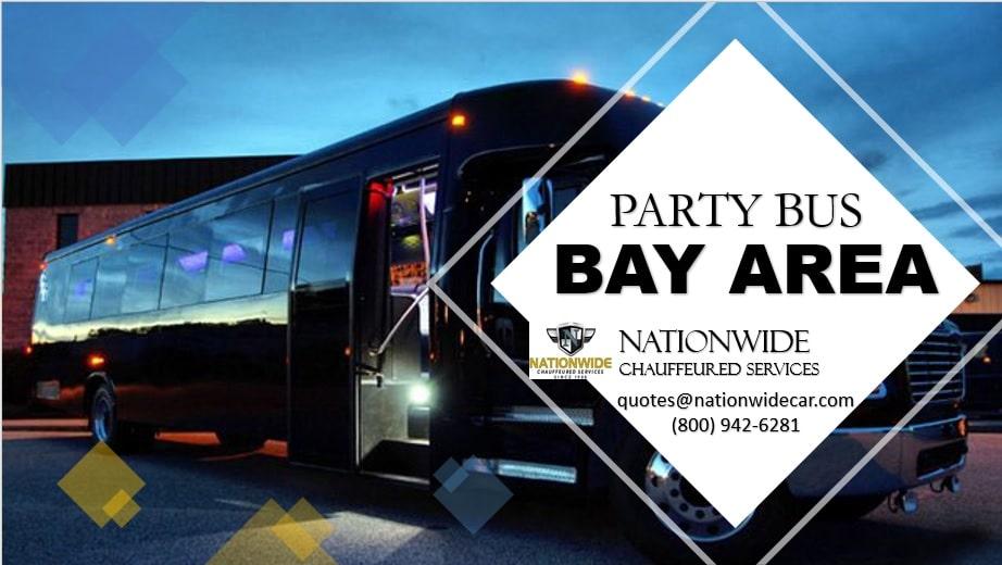 Bay Area Party Bus Rental