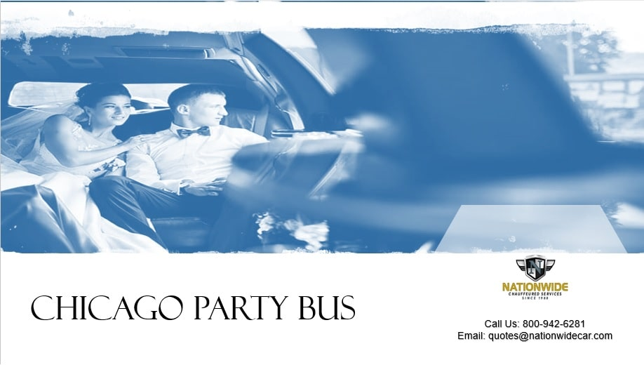 Chicago Party Bus Rental