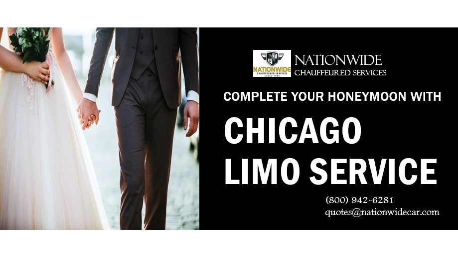 Complete Your Honeymoon with Chicago Limo Service