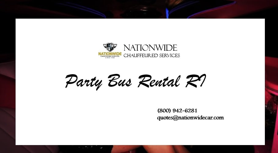 Party Bus RI