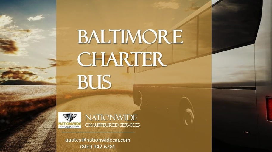 Charter Bus Baltimore
